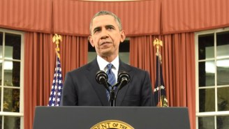 President Obama Addressed The Nation On Terrorism And Promises 'We Will Overcome It'