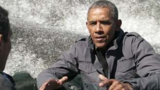 What's On Tonight: President Obama Runs Wild With Bear Grylls And Idris Elba Returns As Luther
