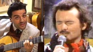 Ska Icon Oscar Isaac Covers Bill Murray's 'Star Wars' Song From 'SNL'
