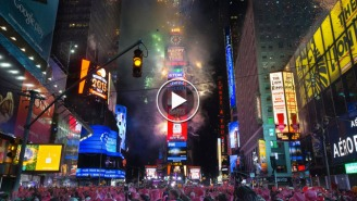 Gain A Global New Year's Perspective With This Video Guide To NYE Traditions