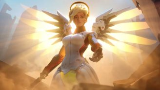 Blizzard Snuck Out The Theatrical Trailer For Their New Shooter, 'Overwatch'