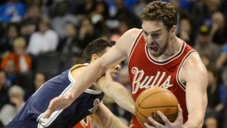 Pau Gasol Has Strong Feelings About Chicago Deep Dish Pizza