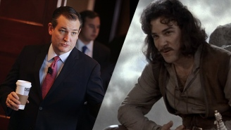 Ted Cruz Has 'Vexed' Mandy Patinkin By Doing 'Princess Bride' Impressions In Public