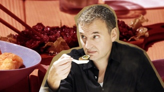 Eating Lunch With Phil Rosenthal Changed My Whole Perspective On Food