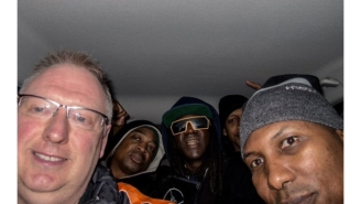 Public Enemy Hitched A Ride From A Fan To Their Concert (And Sang 'Bohemian Rhapsody')