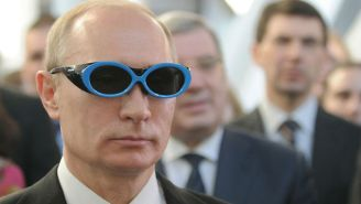 Vladimir Putin Responds To The 'Panama Papers' With Accusations Of A Western Plot