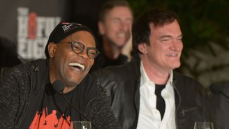 Quentin Tarantino Isn't Too Worried About That 'Surprise' The Police Union Has For Him