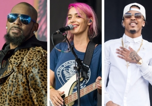 Listen To R. Kelly, August Alsina, And All The Albums You Need To Hear This Week