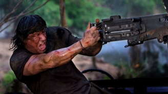 Rambo Is Coming To TV And He's Bringing The Son No One Knew About With Him