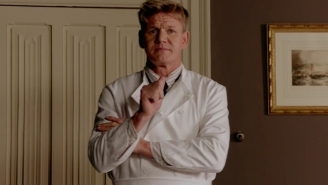 Watch Gordon Ramsay's F*cking Foul-Mouthed Audition To Play Santa On 'Downton Abbey'