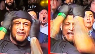 The Corner Reactions Following Conor McGregor's Devastating KO Of Jose Aldo Are Better Than The Fight