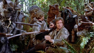 Science Proves That The Ewoks Likely Didn't Make It At The End Of 'Return Of The Jedi'