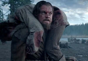 'The Revenant' Is A Visceral Gut Punch About An Unkillable Bear Man