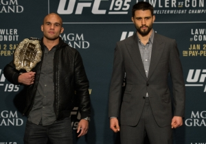 UFC 195 Predictions And Discussion: Will Robbie Lawler And Carlos Condit Give Us The Fight Of The Year Already?