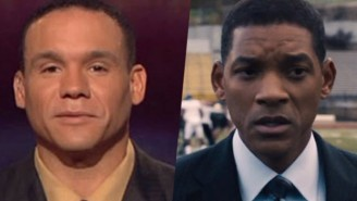 ESPN's Robert Smith Is Furious About One Part Of 'Concussion'