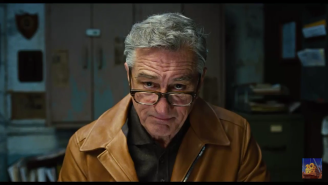 Robert De Niro talks Martin Scorsese and Jennifer Lawrence