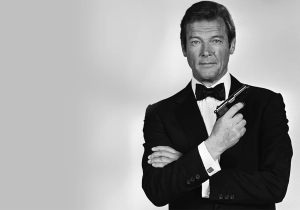 30 years ago today: Roger Moore retired from playing James Bond