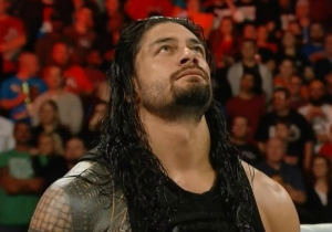 Watch Roman Reigns Make Peace With The Philadelphia Crowd After Monday's Raw