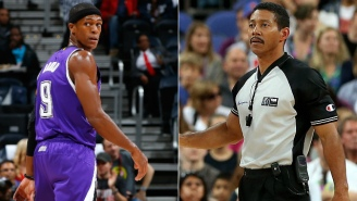 How Rajon Rondo's Suspension Prompted An NBA Ref To Come Out As Gay