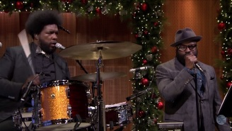 Watch The Roots Perform #StarWarsRaps On 'The Tonight Show'