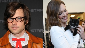 Mandy Moore Is Seeking 'Pet Support' From Ryan Adams As Part Of Their Divorce