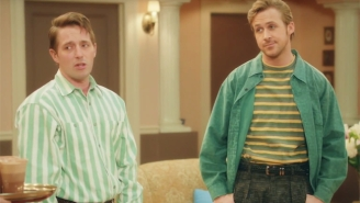 Ryan Gosling Parodies A Very Special 'Family Matters' In This Nostalgic 'SNL' Cut Sketch