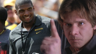 The Internet Is Furious At Michael Sam After He Tweeted A Major 'Star Wars' Spoiler