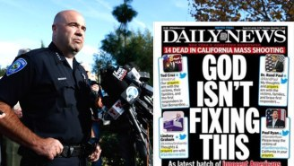 The New York Daily News Slammed Presidential Candidates For Their Responses To The San Bernardino Shootings
