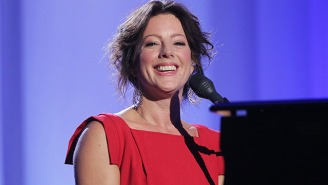 Even Sarah McLachlan Can't Watch Her Famous ASPCA Commercial
