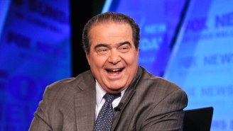 Justice Antonin Scalia Suggests That Black Students Are Better Served By 'Slower' Schools