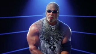 Big Poppa Pump Scott Steiner Walked Away From A Scary Car Accident Over The Weekend