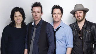 Scott Weiland's Bassist Arrested For Cocaine Possession