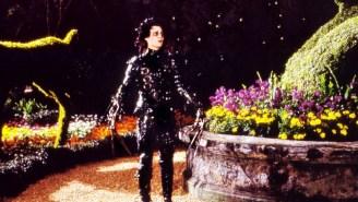 At 25, 'Edward Scissorhands' Is A Relic From Tim Burton's Golden Era