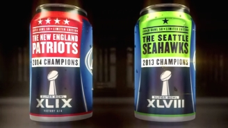 The NFL's Super Bowl Winners Are Getting Their Own Cool Commemorative Beer Cans