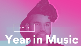 Relive 2015's Best Music With Spotify's Year In Music