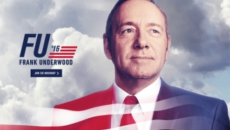 President Frank Underwood Dropped A 'House Of Cards' Teaser During The CNN GOP Debate