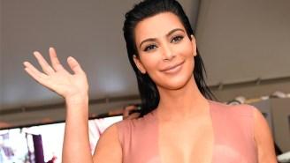 Kim Kardashian Now Has Her Own Line Of Emojis, Bringing Us To Peak Kardashian