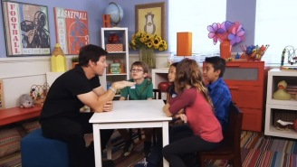 A Testy Mark Wahlberg Hilariously Explains The Birds And The Bees To Kids
