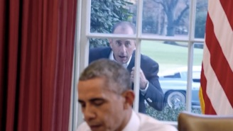Jerry Seinfeld Visits President Obama In A Special Episode Of 'Comedians In Cars Getting Coffee'
