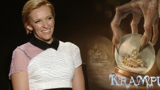'Krampus' star Toni Collette: Meryl Streep is the most intimidating actor I've ever faced
