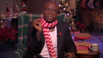 Seal Sings Honest Christmas Carols About Why We Hate The Holidays On 'Jimmy Kimmel Live'