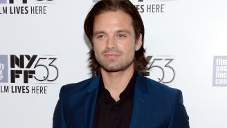 Sebastian Stan Says Bucky Barnes Is 'Sort Of A New Character' In 'Captain America: Civil War'