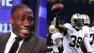 Saints Cornerback Brandon Browner Delivered A Perfect, Low Blow Tweet To Shannon Sharpe