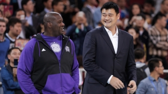 Shaquille O'Neal And Yao Ming Could Be Hall Of Fame-Bound Thanks To A Rule Change