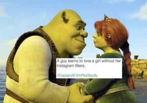 #ExplainAFilmPlotBadly Will Make You Rethink Your Favorite Movies