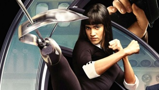 Sofia Boutella In Talks To Be 'The Mummy' Tom Cruise Is Fighting