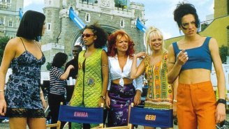 Scary Spice Is Once Again Hinting At A 2016 Spice Girls Reunion