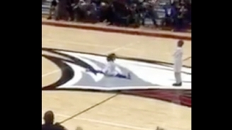 This 8-Year-Old's Halftime Dance Routine Is The Stuff Of Legend
