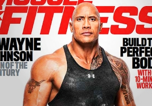 Why The Rock Deserves His 'Muscle & Fitness' Man Of The Century Title