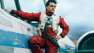 Please Enjoy 25 GIFs Of Oscar Isaac Dancing For 'Poe Dameron Day'